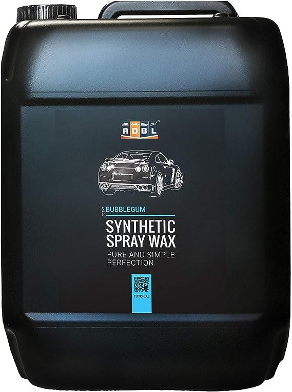 Adbl Synthetic Wachs Sprühwachs Synthetic Detailer Schnellwachs Autowachs 5 Liter Auto