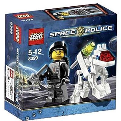 LEGO Space Police Set #8399 K9-Bot: Toys & Games