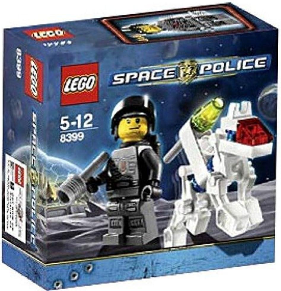 LEGO Space Police Set #8399 K9-Bot