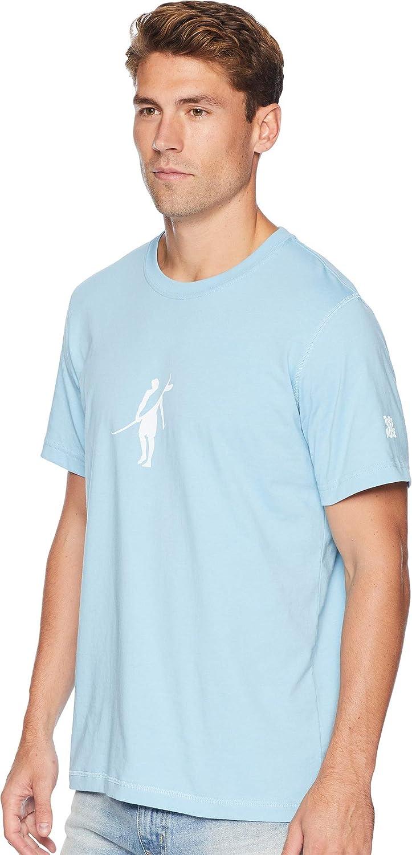 Toes on the Nose Mens Dawn Patrol T-Shirt Rain Medium