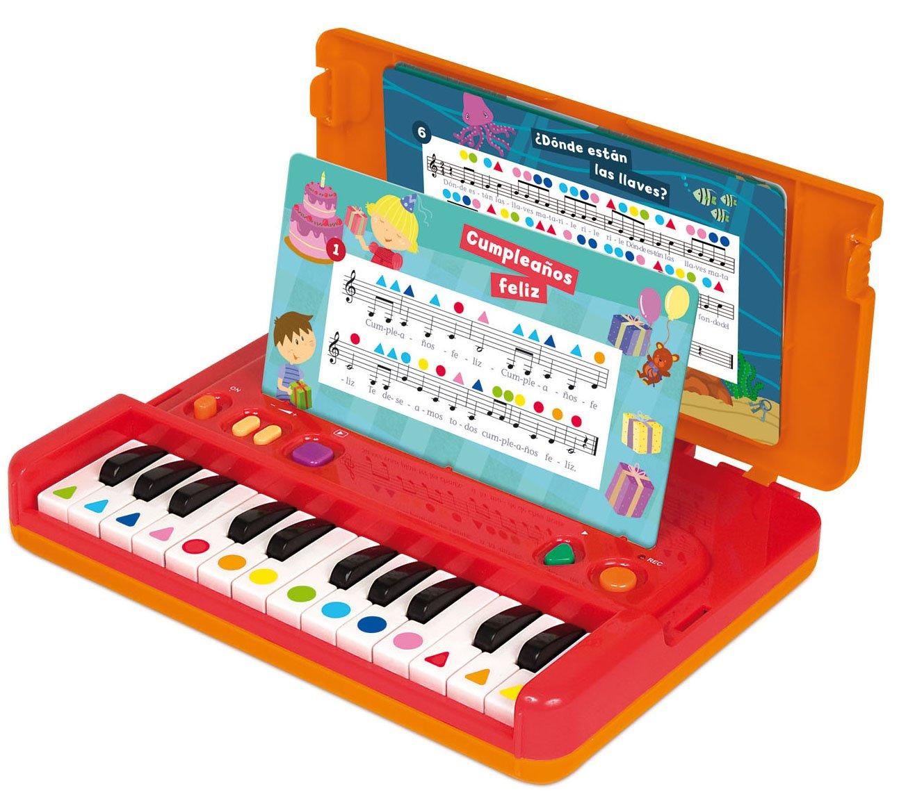 Diset-Yo Yo aprendo a Tocar el Piano (63745): Amazon.es: Juguetes y juegos