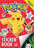 The Official Pokémon Sticker Book