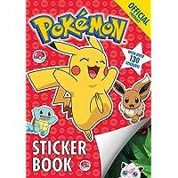 The Official Pokémon Sticker Book