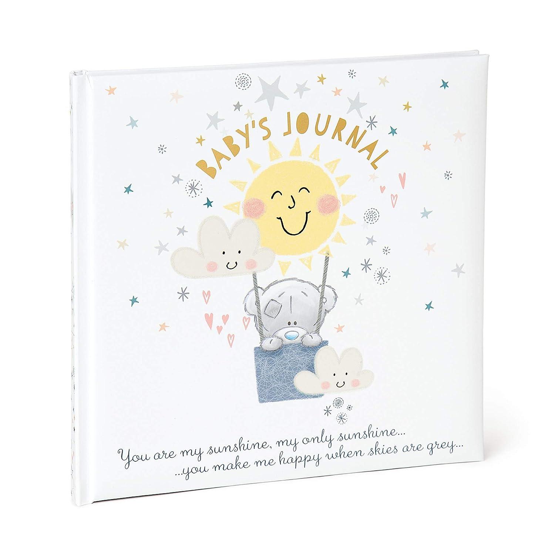 Pregnancy to School Keepsake Journal Me to You Tiny Tatty Teddy Baby Journal