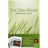 Our Daily Bread Devotional Bible NLT PB (New Living Translation)