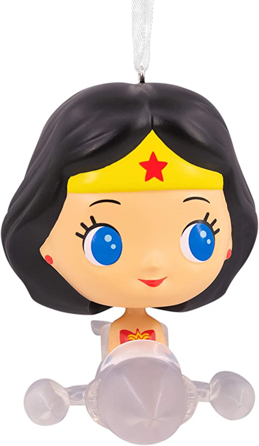 DC Comics Hallmark Ornament 2019 Invisible Jet Wonder Woman