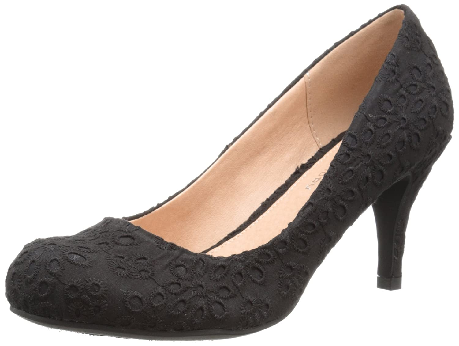 CL by Chinese Laundry Women's NANETTE EYELET dress Pump