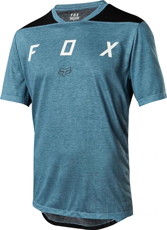 Fox Racing 2018 Indicator Long Sleeve L//S Mash Camo Jersey Black