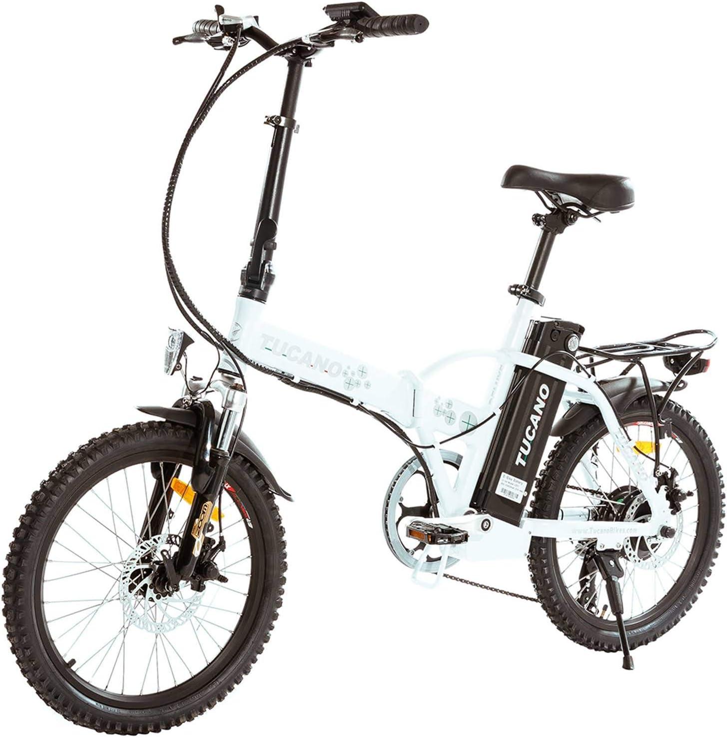 Tucano Bikes Deluxe Blanco SB: Amazon.es: Deportes y aire libre