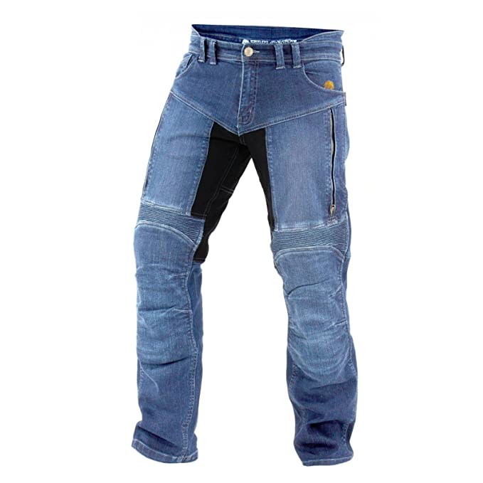 Trilobite Herren Motorrad Jeans PARADO Hose, 3066104, Größe 32/48