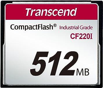 Transcend Cfcard 512mb Industrial Udma5 Elektronik