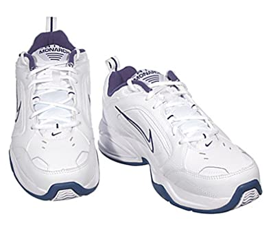 Nike Air Monarch III Mens Cross Trainer Shoes Model 312628 111 White   Amazon.co.uk  Shoes   Bags ae419b8a3