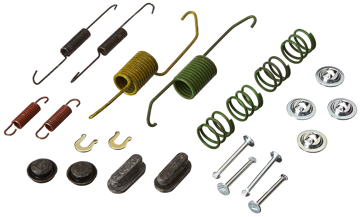 Raybestos H17445 Professional Grade Drum Brake Hardware Kit