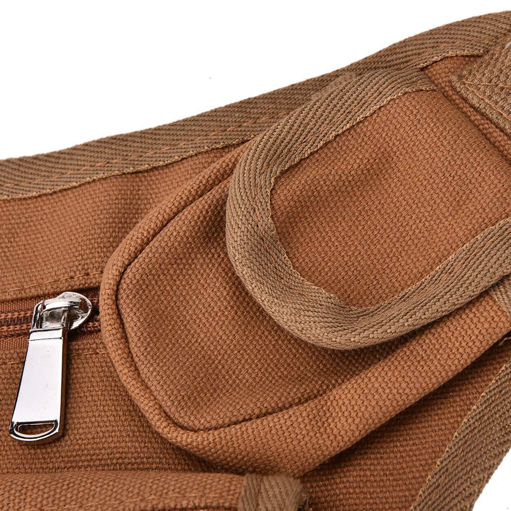 Sinchi Kuzo 32267cm 1PC Waterproof Men Waist Bags Hip Package Pochete Casual Fanny Pack Travel Large Army Waist Pack