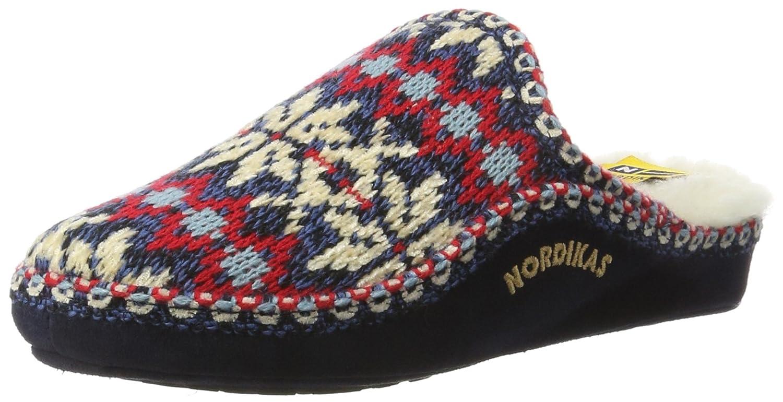 8a3c2c1ec7cc7 Nordikas Women s Classic Open Back Slippers  Amazon.co.uk  Shoes   Bags