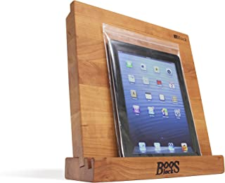 product image for John Boos Block i-Block Cherry Wood Cutting Board and Tablet Stand