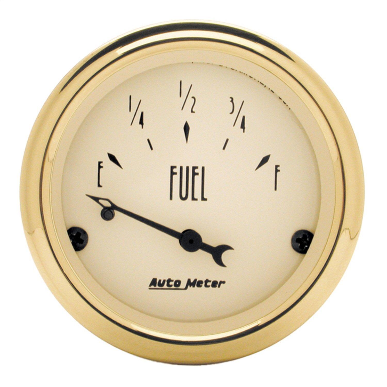 Auto Meter 1507 Golden Oldies Fuel Level Gauge