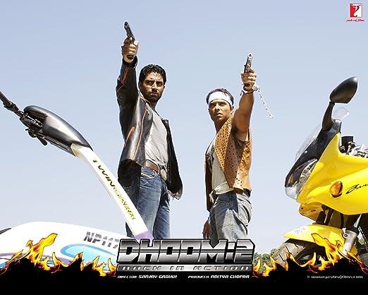 Dhoom 2 2006 - Hrithik Roshan - Aishwarya Rai - Abhishek Bachchan - Bollywood - Indian Cinema - Hindi Film DVD Reino Unido: Amazon.es: Hrithik Roshan, Abhishek Bachchan, Aishwarya Rai, Uday Chopra,