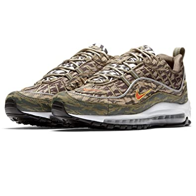 online retailer b750b dcf8d Nike Sneakers for Men AIR MAX 98 in camo Fabric AQ4130-200 ...