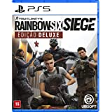 Tom Clancy's Rainbow Six Siege - Edição Deluxe - PlayStation 5