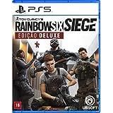 Tom Clancy's Rainbow Six Siege - Edição Deluxe - PlayStation 5