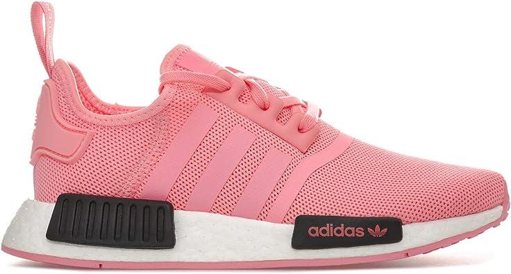 módulo superficial Abolido  Adidas NMD R1 - Zapatillas deportivas para niña (cierre de encaje,  acolchadas), color rosa, color Rosa, talla 35.5 EU: adidas Originals:  Amazon.es: Zapatos y complementos