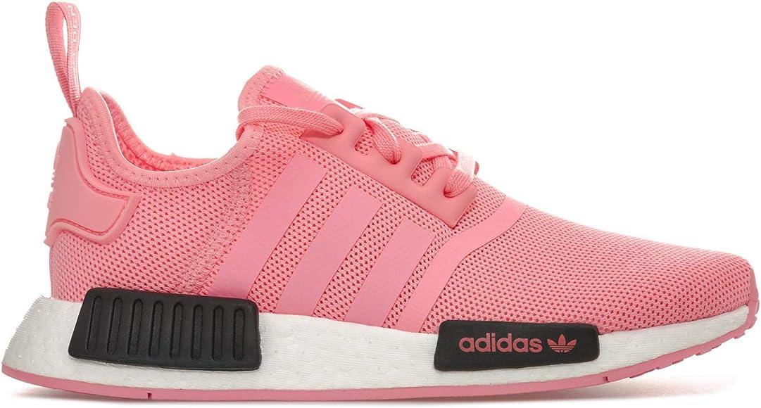 Drama whisky doble  Adidas NMD R1 - Zapatillas Deportivas para niña (Cierre de Encaje,  Acolchadas), Color Rosa, Color Rosa, Talla 35.5 EU: adidas Originals:  Amazon.es: Zapatos y complementos