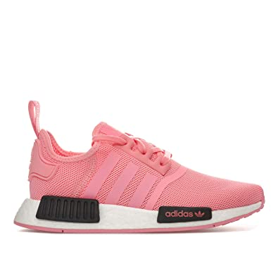 sports shoes 31580 5f41c Amazon.com | adidas Originals Girl's NMD R1 Trainers US4.5 ...