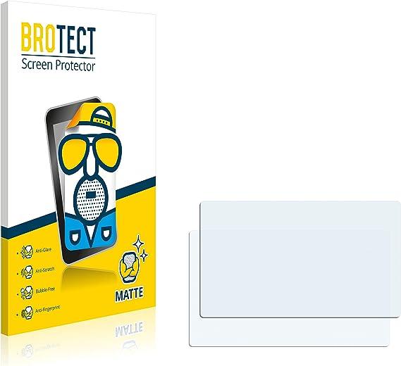 2x BROTECT Pellicola Protettiva Opaca per Sony Alpha NEX-5