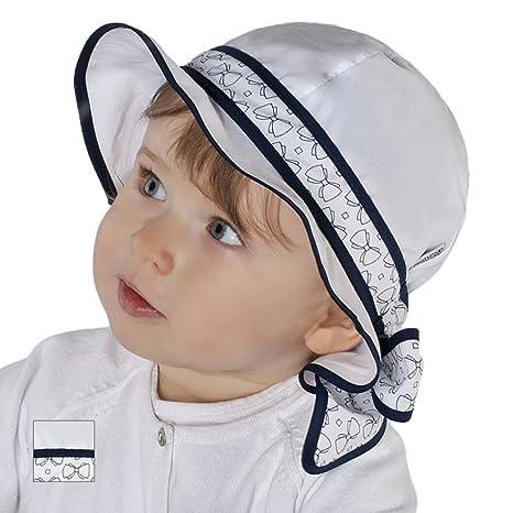 Boys Sun Hat Holiday Beach Summer Baby Boy Hat 6 9 12 18 24 Months 2-3 Years Marine Collection New 9-12 Months 46cm, White Navy