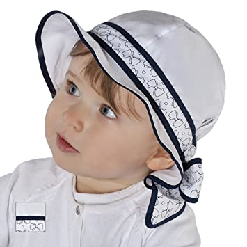 Girls Sun Hat Baby Girl Summer Beach Hat Holiday Cap Marine Collection 6 9  12 18 24 Months 2-3 Years New (18-24 Months 50cm e3dcd15cf71a