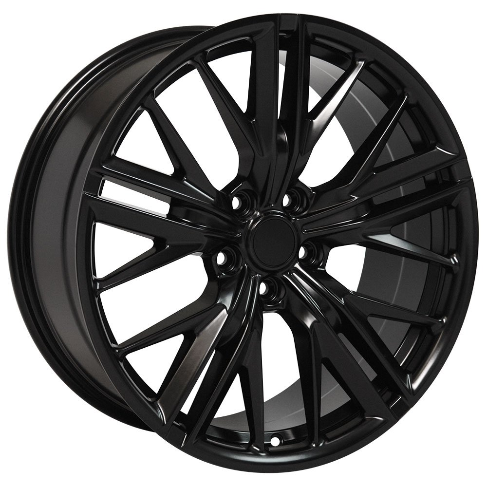 amazon oe wheels 20 inch fits chevy camaro 10 2018 zl1 style 2017 SS Mustang amazon oe wheels 20 inch fits chevy camaro 10 2018 zl1 style cv25 20x9 5 20x8 5 rims satin black set automotive