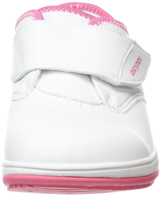 Fux 36 EU Oxypas Medilogic Emily Slip-resistant 3.5 UK Antistatic Nursing Shoe White