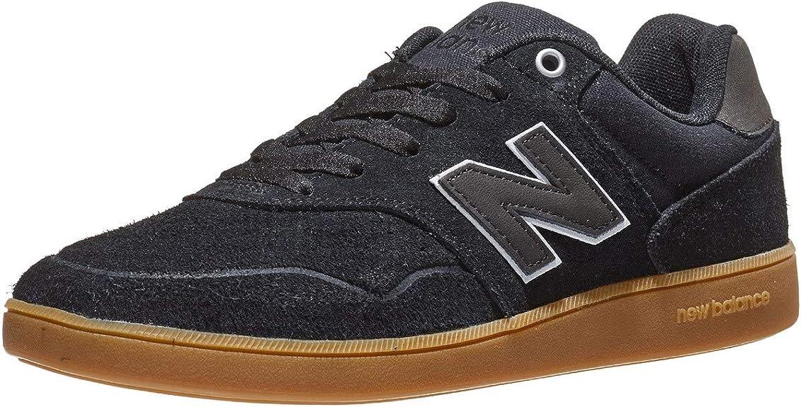 New Balance Numeric 288 Black Gum Suede