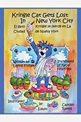 Kringle Cat Gets Lost In New York City Hardcover
