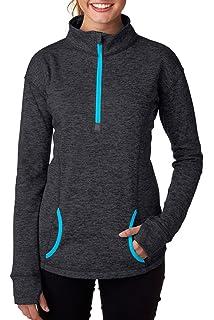 America Mens Cosmic Fleece 1//4 Zip Pullover Sweatshirt-8614 J