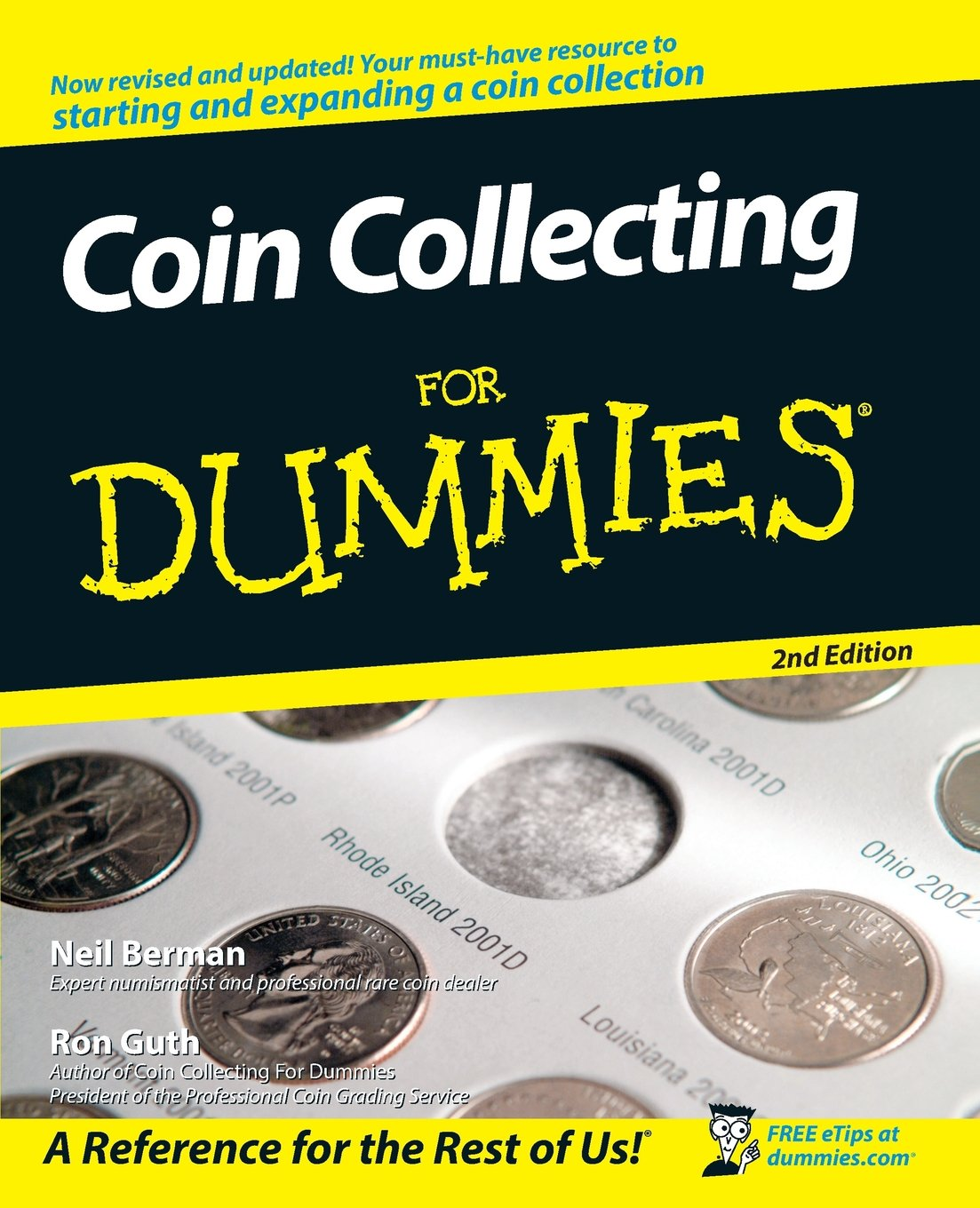 Coin Collecting For Dummies Neil S. Berman Ron Guth 9780470222751 Amazon.com Books  sc 1 st  Amazon.com & Coin Collecting For Dummies: Neil S. Berman Ron Guth ... Aboutintivar.Com