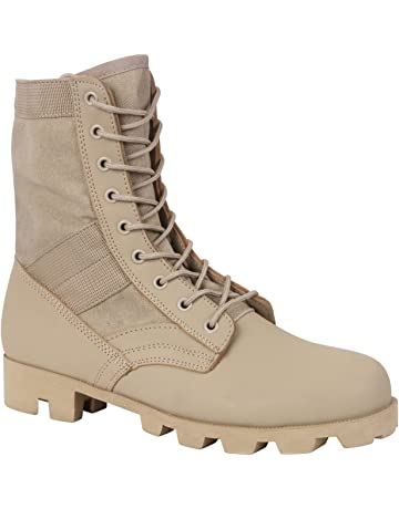 fd5f1b08e76 Men's Military Tactical Boots | Amazon.com