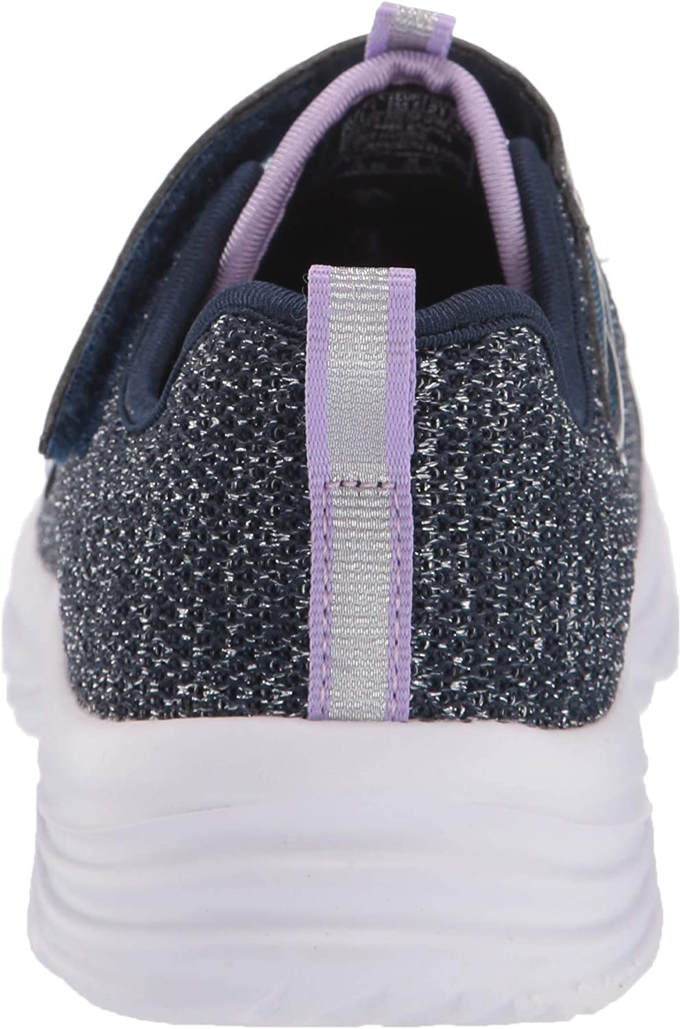 SKECHERS KIDS Dreamy Dancer 81517L Navy Lavender Girls Shoes