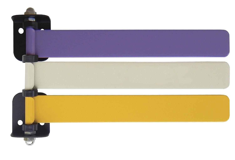 Oralite ( Reflexite ) v92-db-colors microprismatic retroreflective Conspicuityテープ B004JGPLZ0 1-1/2 in. x 50 yds. (38mm wide)|Silver-White Silver-White 1-1/2 in. x 50 yds. (38mm wide)