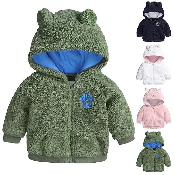 Borlai Kids Baby Girls Big Little Sister Matching Floral Hooded Sweatshirt Tops Romper 1-5 Years
