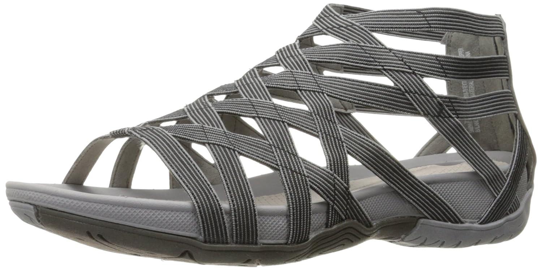 BareTraps Women's Samina Gladiator Sandal B01MAWRMFY 8.5 B(M) US|Black