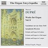 Orgelwerke Vol. 8