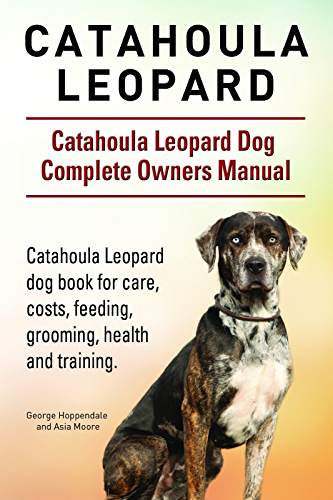Catahoula Leopard dog Dog. Catahoula Leopard dog dog book for costs; care; feeding; grooming; training and health. Catahoula Leopard dog dog Owners Manual.
