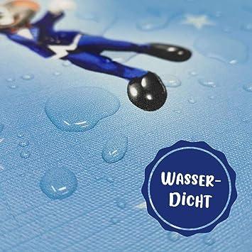 Sterne blau Wickelunterlage abwaschbar /& wasserdicht Wickelauflage ED 85x72 cm /Öko-Tex schadstoffgepr/üft einzigartiges Design in drei Motiven