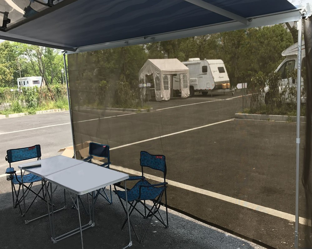images ez drop rv screens screen awning zipblocker end side panels shade exceptional shades