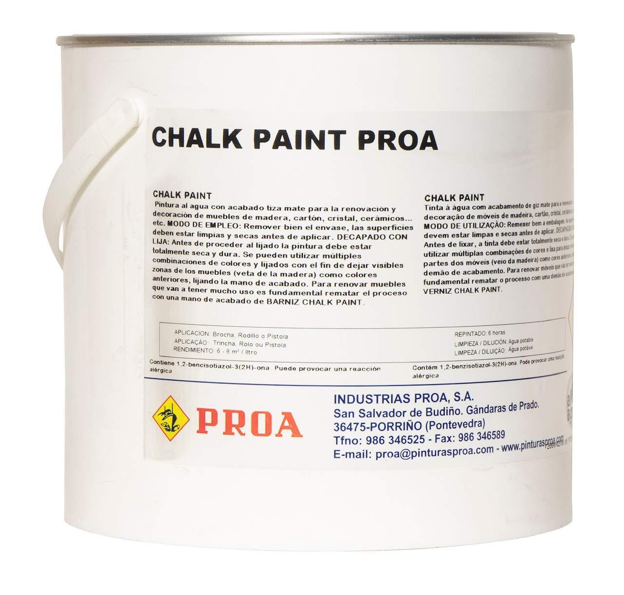 Proa SXD14P Chalk Paint Verde Provenza 750 Ml