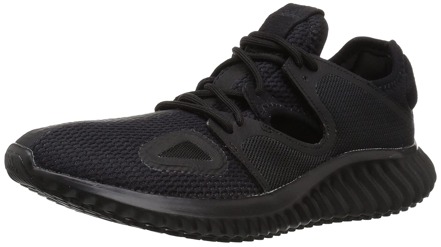 adidas Women's Lux Clima w Running Shoe B072FH7J25 11 B(M) US|Core Black/Carbon/Core Black