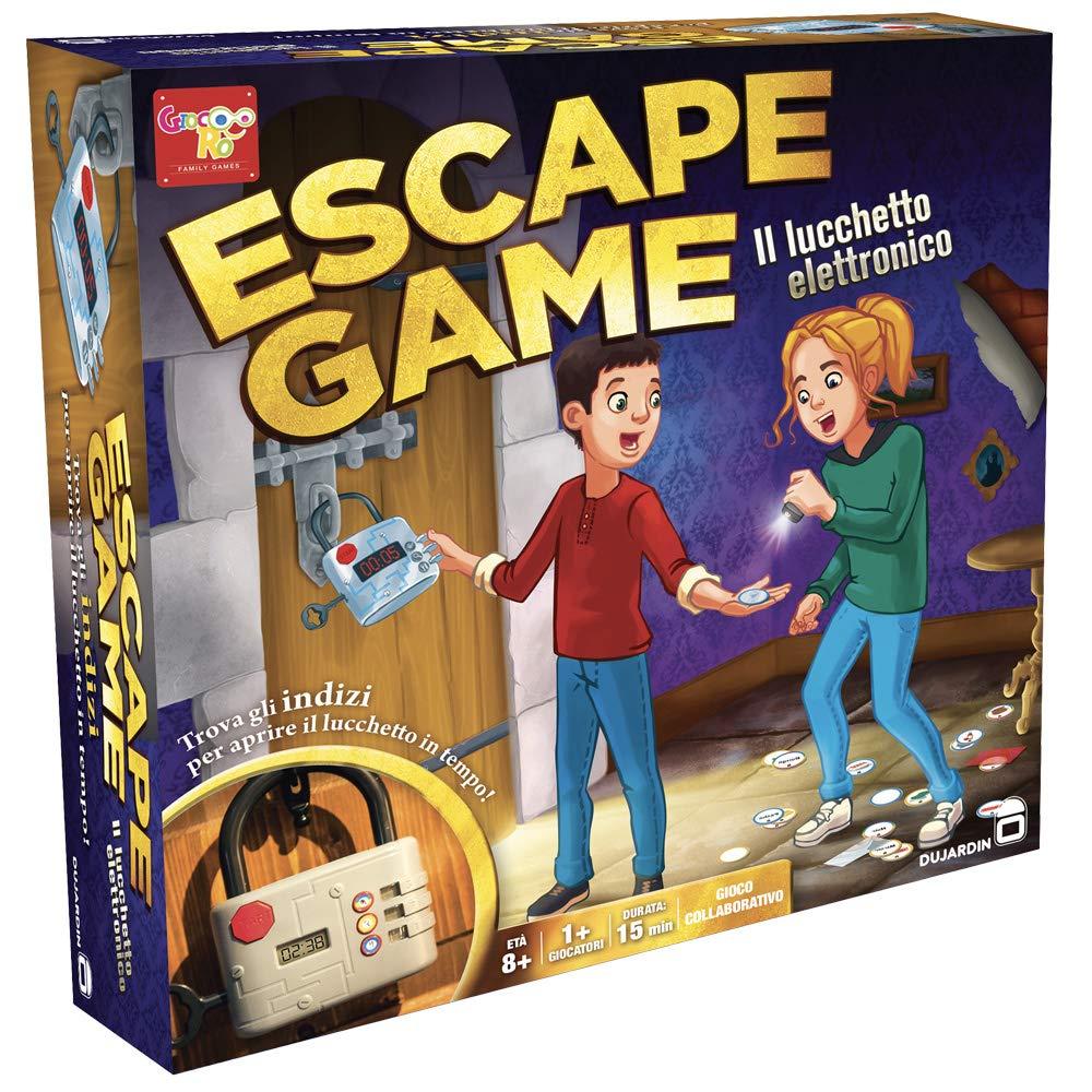 Rocco Giocattoli 90112 - Escape Game