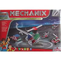 MECHANIX - 2 DIY, Educational, Learning, Stem, Building and Construction Toys